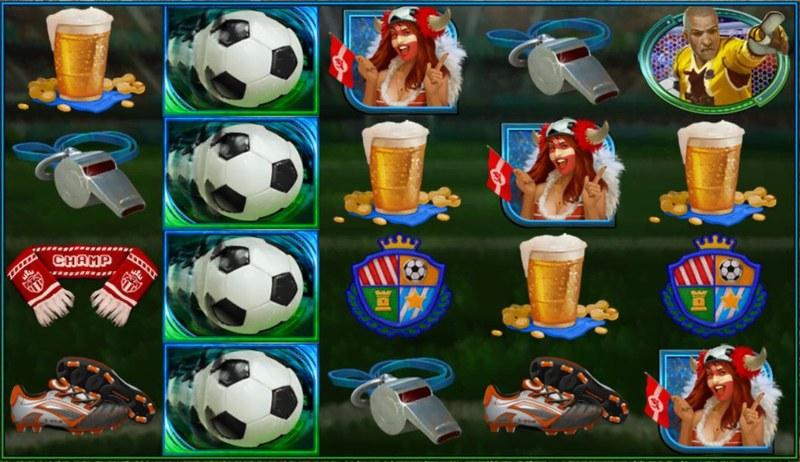 Football Frenzy Screenshot