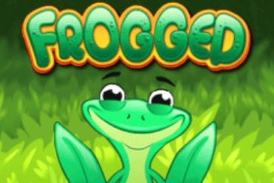 Frogged Logo