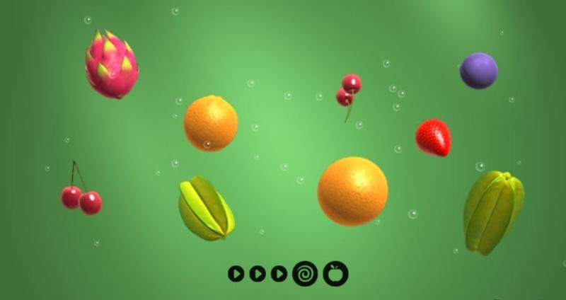 Fruit Warp Screenshot