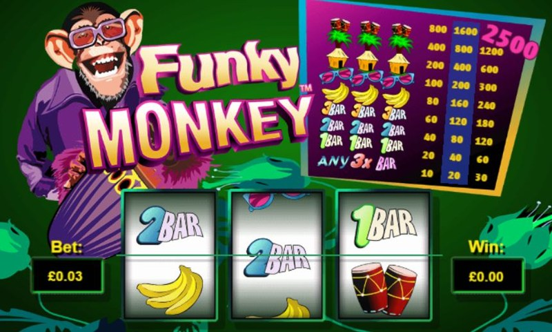Funky Monkey Screenshot