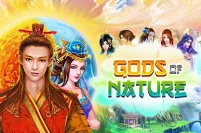Gods of Nature Logo