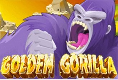 Golden Gorilla Logo