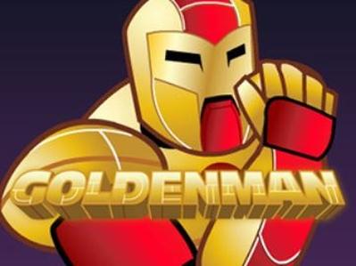 Goldenman Logo