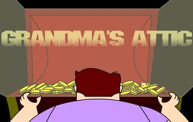 Grandmas Attic Logo