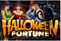 Halloween Fortune Logo