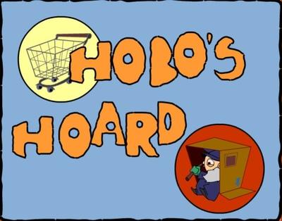 Hobos Hoard Logo