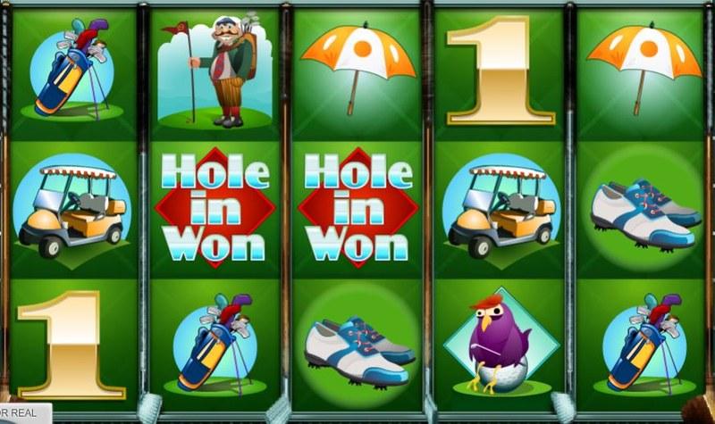 Hole in Won Screenshot