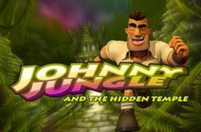 Johnny Jungle and the Hidden Temple Logo