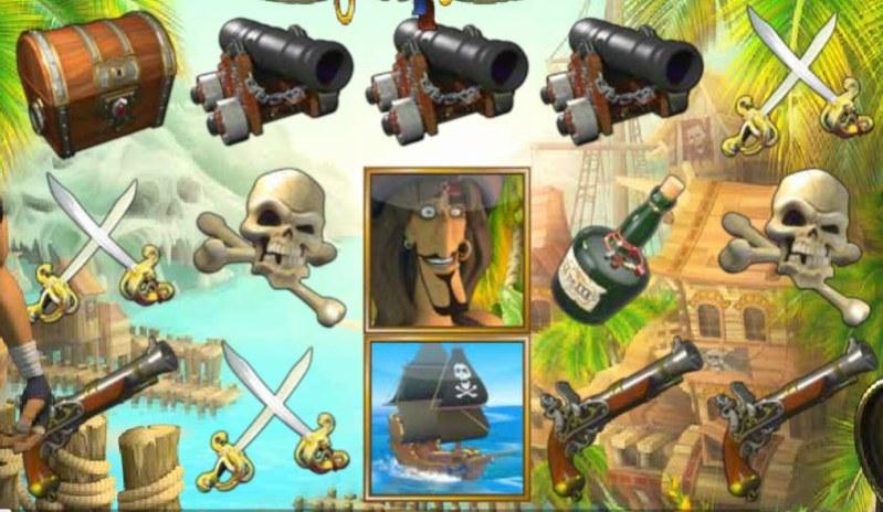 Jolly Roger's Jackpot Screenshot