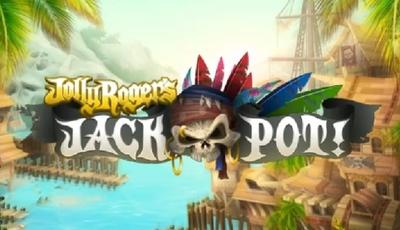 Jolly roger's Jackpot Logo