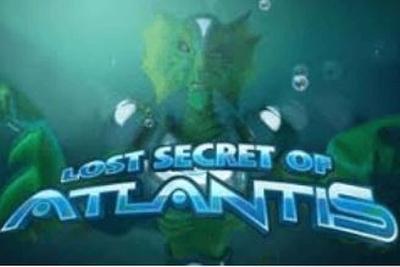 Lost Secret of Atlantis Logo