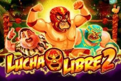 Lucha Libre 2 Logo