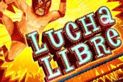 Lucha Libre Logo