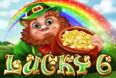 Lucky 6 Logo