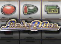 Lucky 8 Line Logo