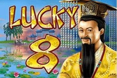 Lucky 8 Logo