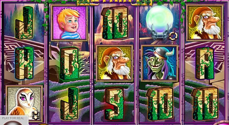 Lucky Labyrinth Screenshot