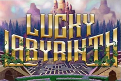 Lucky Labyrinth Logo