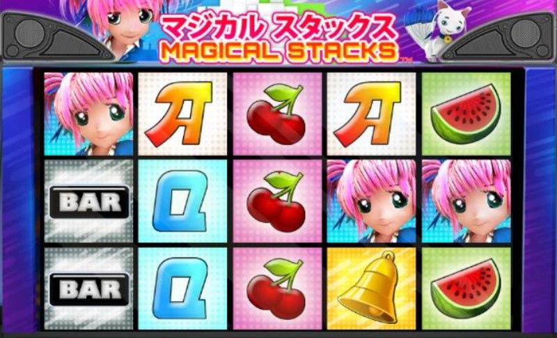 Magical Stacks Screenshot