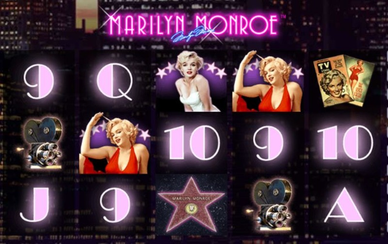Marilyn Monroe Screenshot