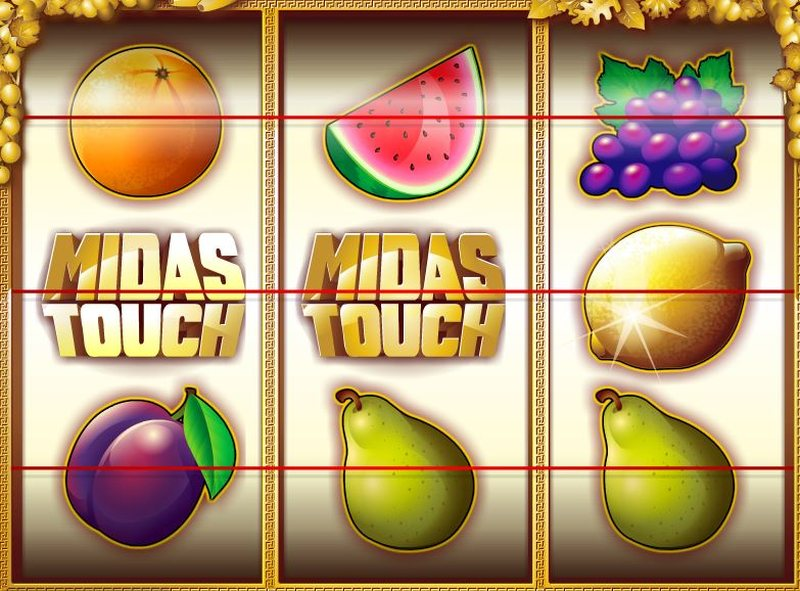 Midas Touch Screenshot