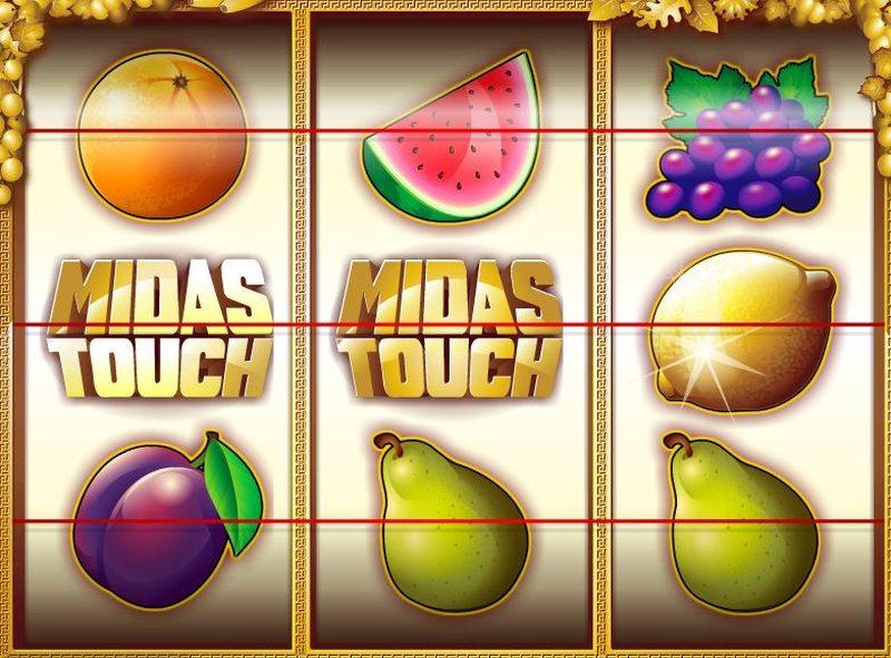 Midas Touch Screenshot