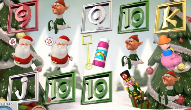 Misfits Toyland Screenshot