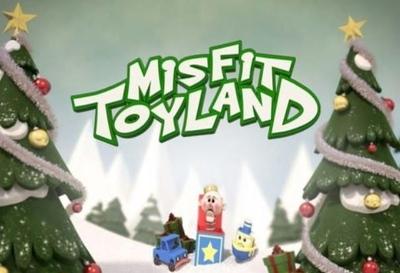 Misfits Toyland Logo