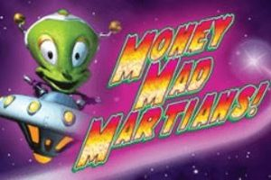 Money Mad martians Logo