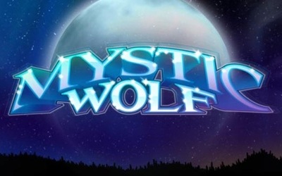 Mystic Wolf Logo