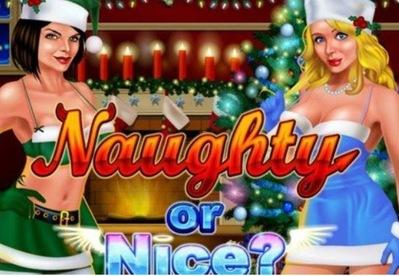 Naughty or Nice Logo