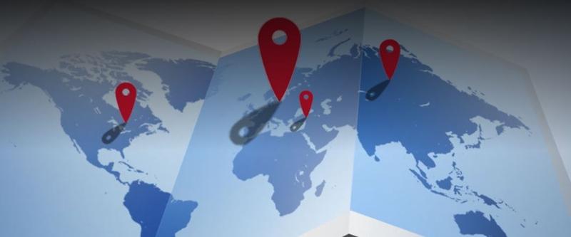 NetEnt Locations