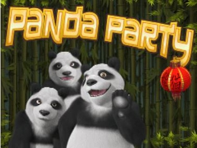 Panda Party Logo
