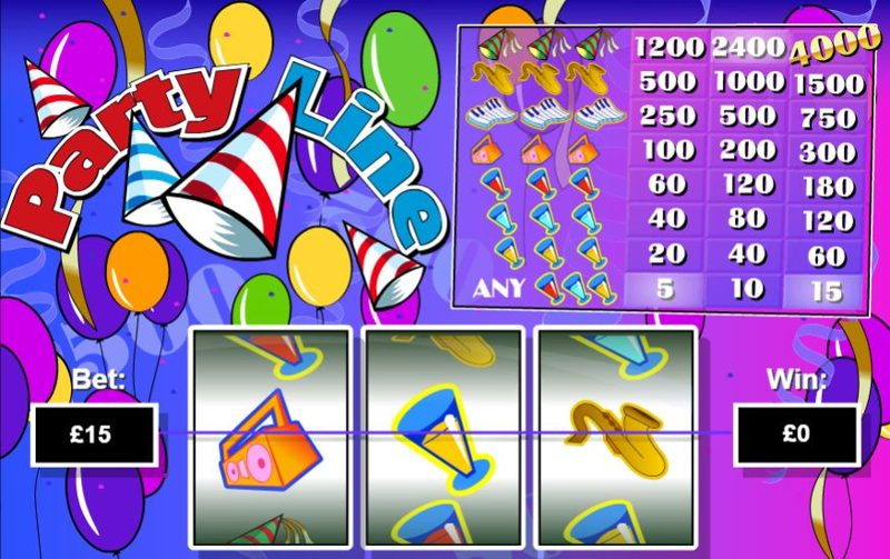 Party Line Screenshot