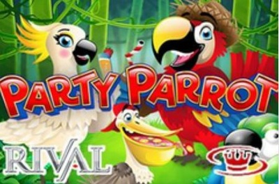 Party Parrot Logo