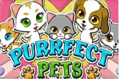 Purrfect Pets Logo