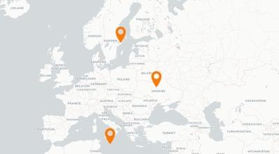 Quickspin Locations