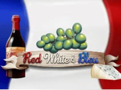 Red White and Bleu Logo