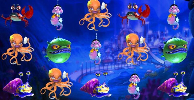 Reef Run Screenshot