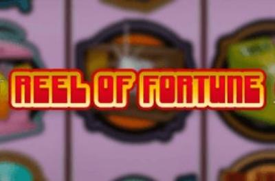 Reel of Fortune Logo