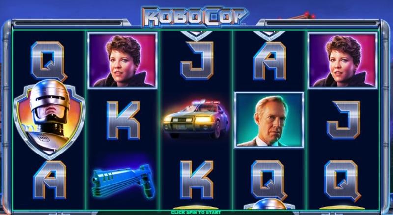 Robocop Screenshot