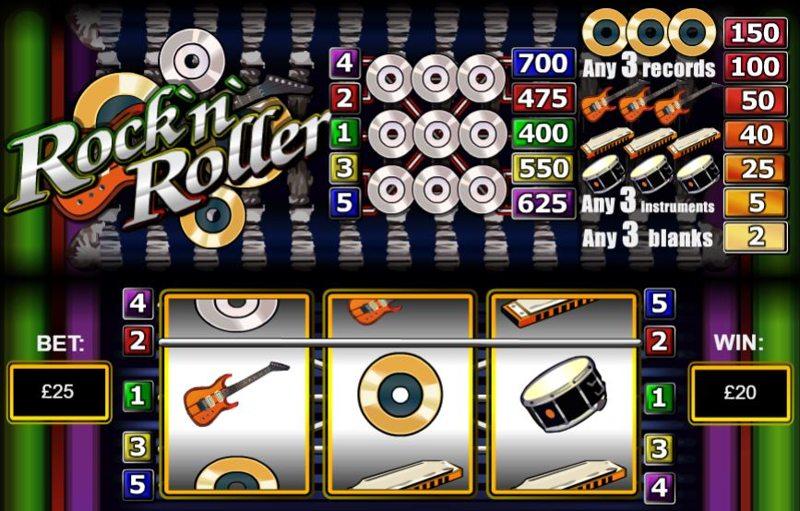 Rock N Roller Screenshot