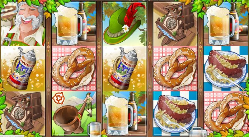 Spiele Roll Out The Barrels - Video Slots Online