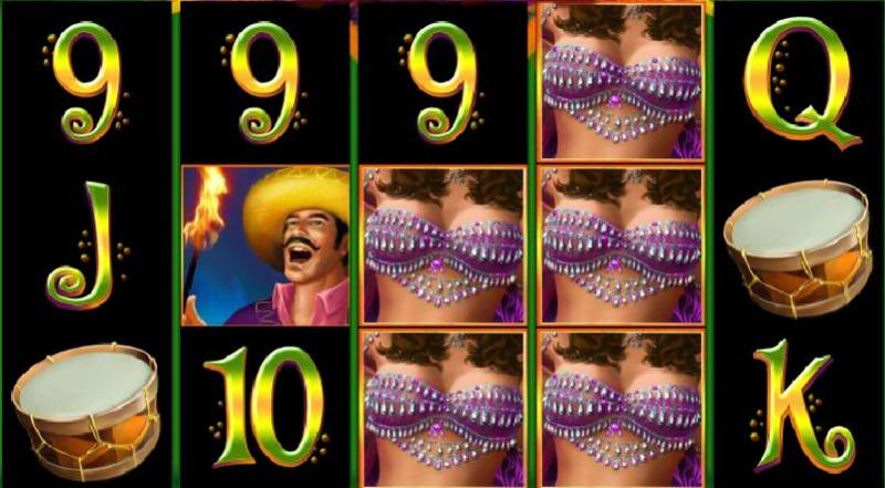 Samba Brazil Screenshot
