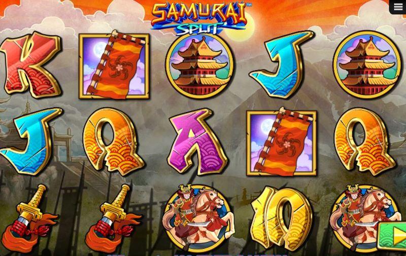 Samurai Split Screenshot