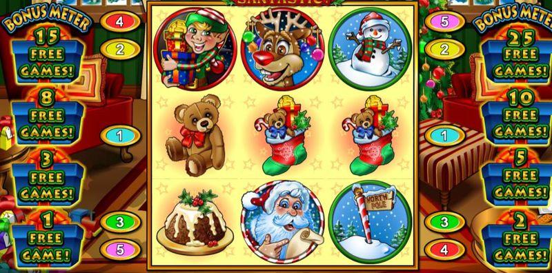 Santastic Screenshot