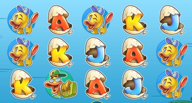 Scruffy Duck Screenshot