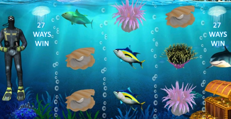 Scuba Fishing Screenshot