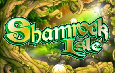 Shamrock isle Logo