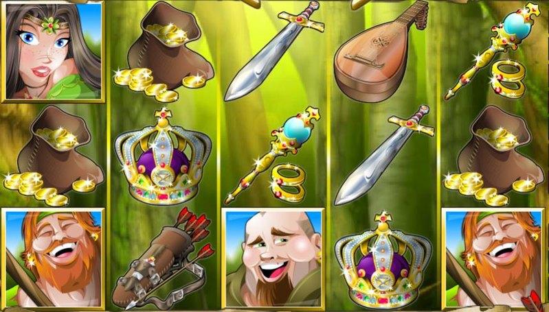 Sherwood Forest Fortunes Screenshot